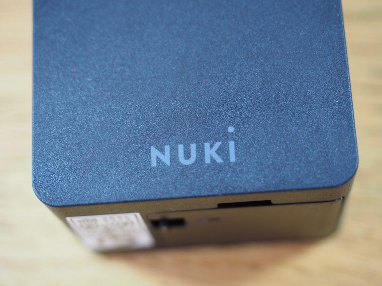 Zamek Nuki logo