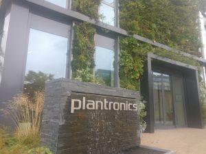 Siedziba Plantronics w Amsterdamie
